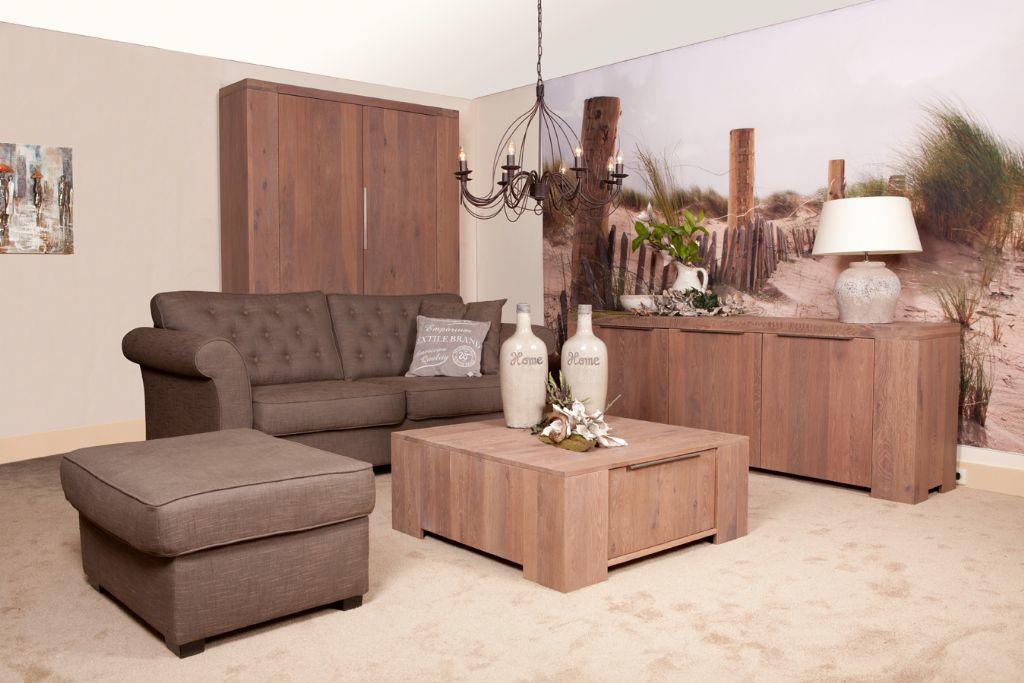 Complete interieur Poppeliers meubelen
