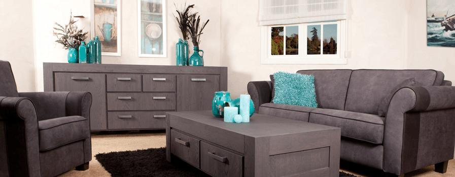Strakke meubelen