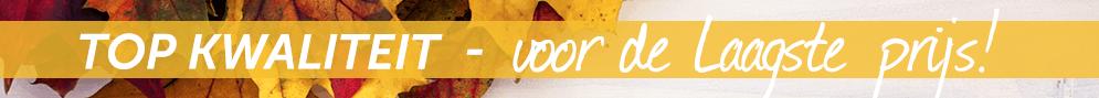 Inruil-Actie-Weken! Autumn