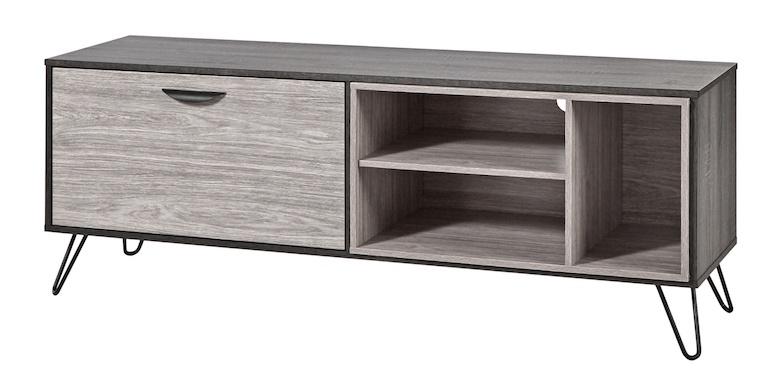 design tv meubel 150 cm aanbieding eettafels bij poppeliers meubelen. Black Bedroom Furniture Sets. Home Design Ideas