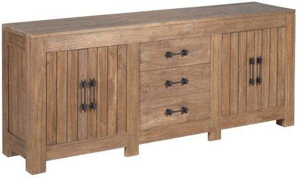 Dressoir Boris breed.