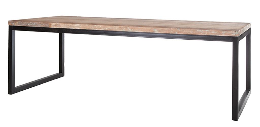Geneve eettafel 240 x100cm