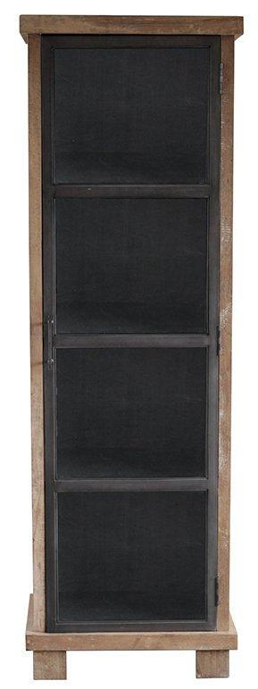 Geneve vitrinekast 1 deurs