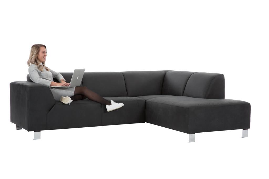Hoekbank design uit voorraad leverbaar aanbieding for Hoekbank design outlet
