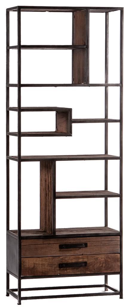 Industriële boekenkast aanbieding! - Boekenkasten bij Poppeliers ...