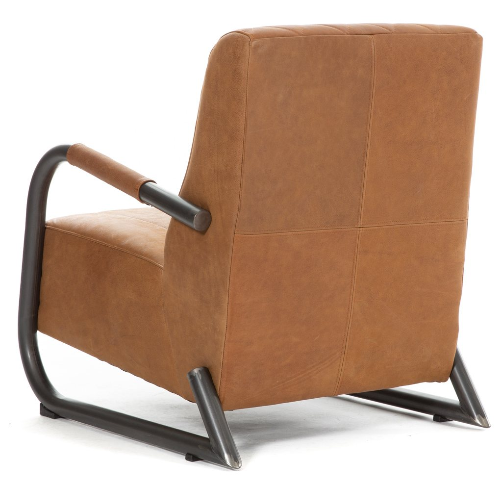 Industriële fauteuil Montel