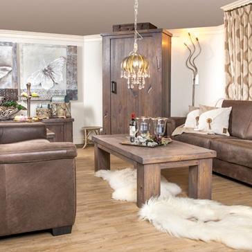 Eiken houten meubelen met Karakter
