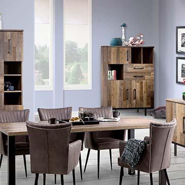 Retro meubelen met karakter