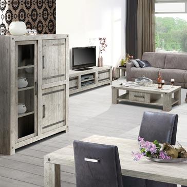 Industriële meubelcollectie Volendam