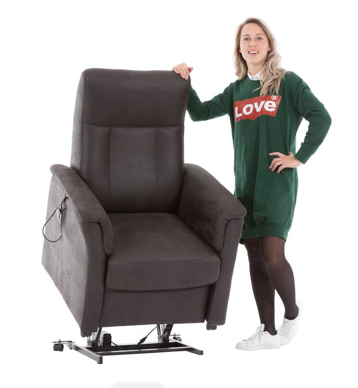 Sta-op fauteuils uit voorraad leverbaar