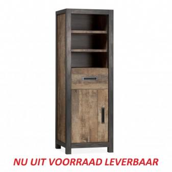 Stoere boekenkast Veenendaal
