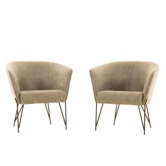 2x fauteuil Hjort
