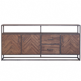 Dressoir Hudson 3 drs en 2 laden