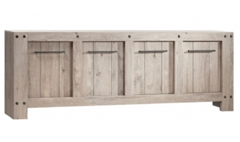 Dressoir Poortvliet breed