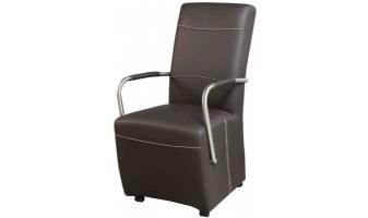 Eetkamerstoel utrecht zwart aanbieding stoelen met wieltjes bij