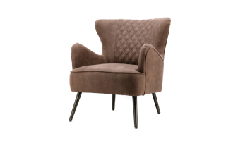 Fauteuil Daisy - taupe jeep