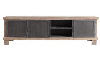 Geneve tv-dressoir 3 deurs