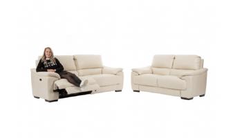 Relaxbankstel Lazio inclusief 2 elektrische relaxsystemen gratis!