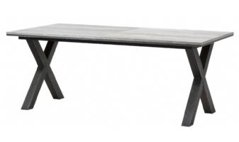 Uitschuif tafel